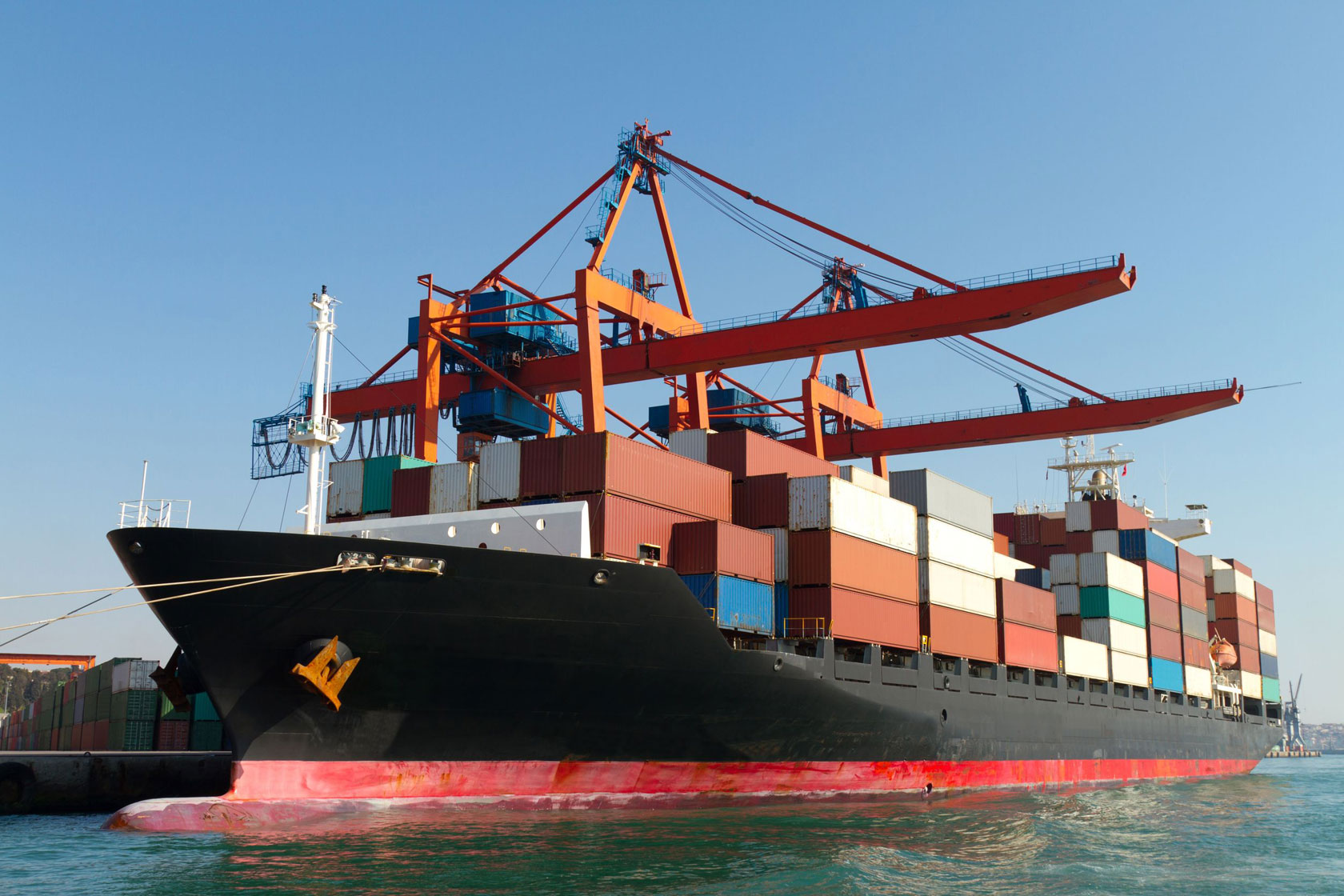 Sea Freight | Redoxcorp