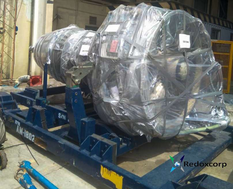 Redoxcorp Exports 2 Aircraft Engines From Lagos Nigeria To The U.S